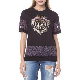 Versace Jeans Póló Fekete