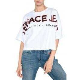 Versace Jeans Póló Fehér
