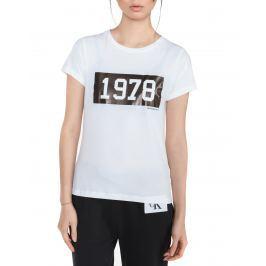 Calvin Klein Tamar-50 Póló Fehér