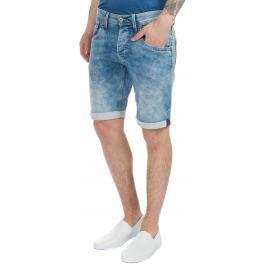 Pepe Jeans Track Rövidnadrág Kék