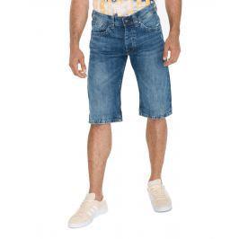 Pepe Jeans Cash Rövidnadrág Kék