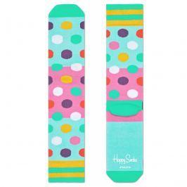 Happy Socks Big Dot Zokni Zöld Többszínű