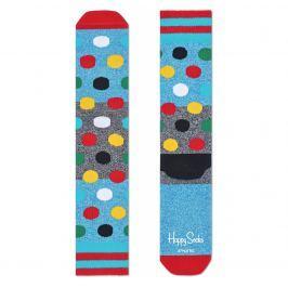 Happy Socks Big Dot Zokni Kék Többszínű