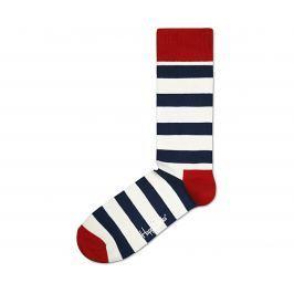 Happy Socks Stripe Zokni Fehér