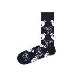 Happy Socks Dog Zokni Fekete