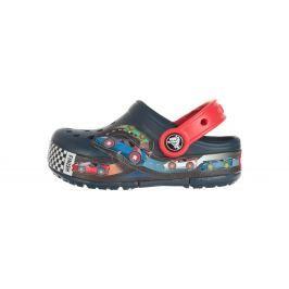 Crocs Crocband™ Fun Lab Lights Clog Gyerek Crocs Kék
