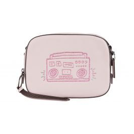 Coach Boombox Crossbody táska Rózsaszín