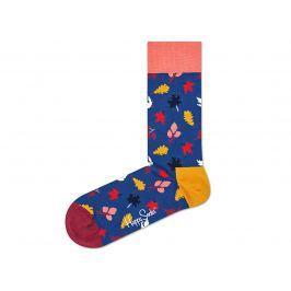 Happy Socks Fall Zokni Kék Sárga