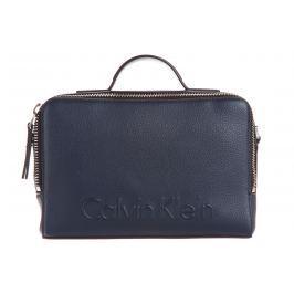 Calvin Klein Edge Crossbody táska Kék