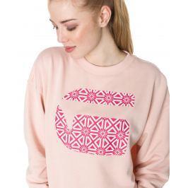 Disney by Arnetta Dívčí pyžamo Minnie - světle růžové