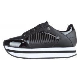 Armani Jeans Sportcipő Fekete Fehér