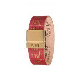 Il Centimetro Red Gold Karkötő Piros