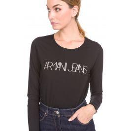 Armani Jeans Póló Fekete