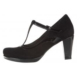 Clarks Chorus Pitch Magassarkú cipő Fekete