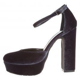 Silvian Heach Dresda Magassarkú cipő Szürke