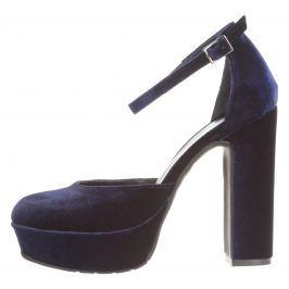 Silvian Heach Dresda Magassarkú cipő Kék