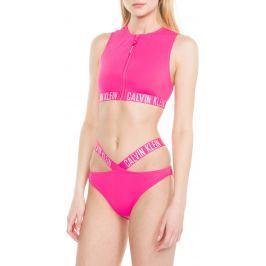 Calvin Klein Fürdőruha felső Rózsaszín