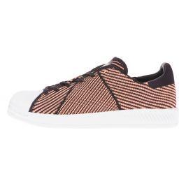 adidas Originals Superstar Bounce Primeknit Sportcipő Fekete Rózsaszín