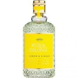 4711 Acqua Colonia Lemon & Ginger kölnivíz unisex 170 ml