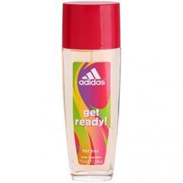 Adidas Get Ready! spray dezodor nőknek 75 ml