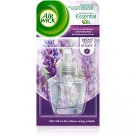 Air Wick Essential Oils Purple Lavander Meadow elektromos légfrissítő 19 ml utántöltő