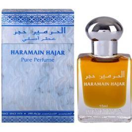 Al Haramain Haramain Hajar illatos olaj unisex 15 ml