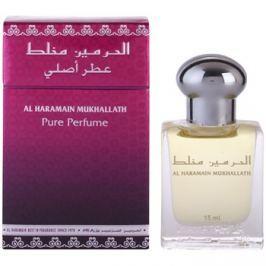 Al Haramain Mukhallath illatos olaj unisex 15 ml