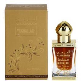 Al Haramain Mukhallath illatos olaj unisex 12 ml