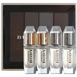 Burberry Body ajándékszett XI.   Eau de Parfum 3 x 4,5 ml + Eau de Toilette 4,5 ml