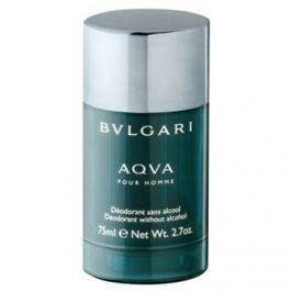 Bvlgari AQVA Pour Homme stift dezodor férfiaknak 75 ml
