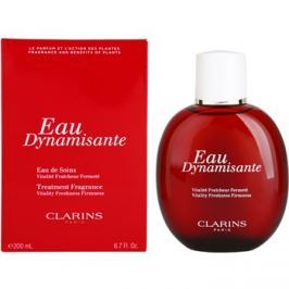 Clarins Eau Dynamisante frissítő víz unisex 200 ml töltelék