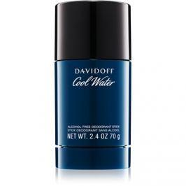 Davidoff Cool Water stift dezodor férfiaknak 70 g alkoholmentes