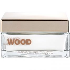 Dsquared2 She Wood testkrém nőknek 200 ml