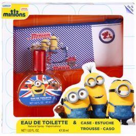 EP Line Minyonok Minions ajándékszett I. Eau de Toilette 30 ml + tok
