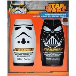 EP Line Star Wars ajándékszett V.  tusfürdő gél 150 ml + tusfürdő gél 150 ml