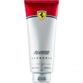Ferrari Scuderia Ferrari Red tusfürdő férfiaknak 400 ml