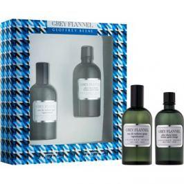 Geoffrey Beene Grey Flannel ajándékszett I.  Eau de Toilette 120 ml + borotválkozás utáni arcvíz 120 ml