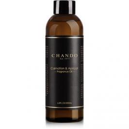 Chando Fragrance Oil Carnation & Apricot utántöltő 200 ml