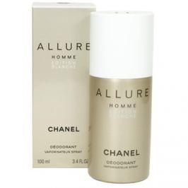 Chanel Allure Homme Édition Blanche dezodor férfiaknak 100 ml
