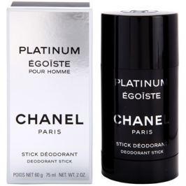 Chanel Egoiste Platinum stift dezodor férfiaknak 75 ml