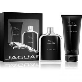 Jaguar Classic Black ajándékszett I. Eau de Toilette 100 ml + tusfürdő gél 200 ml