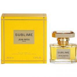Jean Patou Sublime eau de parfum nőknek 30 ml