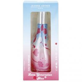 Jeanne Arthes Love Generation Blue eau de parfum nőknek 60 ml