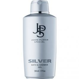John Player Special Silver tusfürdő férfiaknak 500 ml