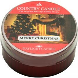Kringle Candle Country Candle Merry Christmas teamécses 42 g