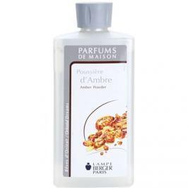 Maison Berger Paris Parfums de Maison Catalytic Lamp Refill Amber Powder katalitikus lámpa utántöltő 500 ml XX.