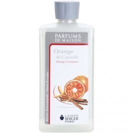 Maison Berger Paris Parfums de Maison Catalytic Lamp Refill Orange Cinnamon katalitikus lámpa utántöltő 500 ml