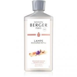 Maison Berger Paris Parfums de Maison Catalytic Lamp Refill Velvety Suede katalitikus lámpa utántöltő 500 ml