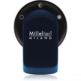 Millefiori GO White Musk autóillatosító tartó   töltelékkel