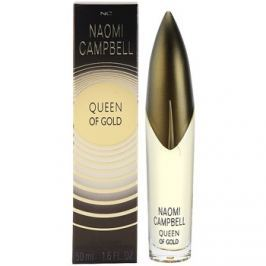 Naomi Campbell Queen of Gold eau de toilette nőknek 50 ml